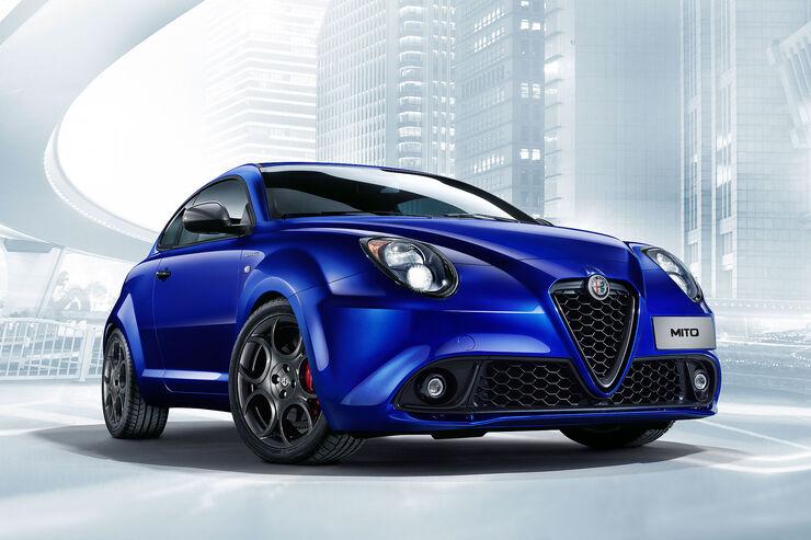 Alfa Romeo Mito 2016 Facelift
