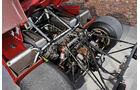 Alfa Romeo T33/TT/12, Motor