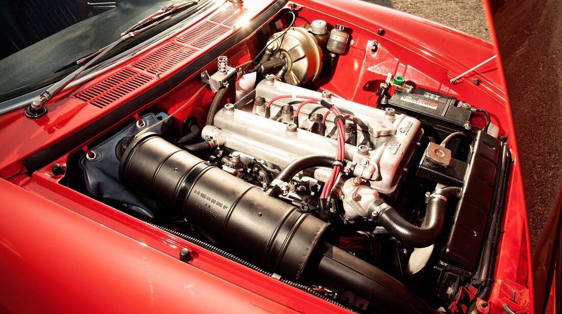 Alfa Spider 1750 Veloce, Motor