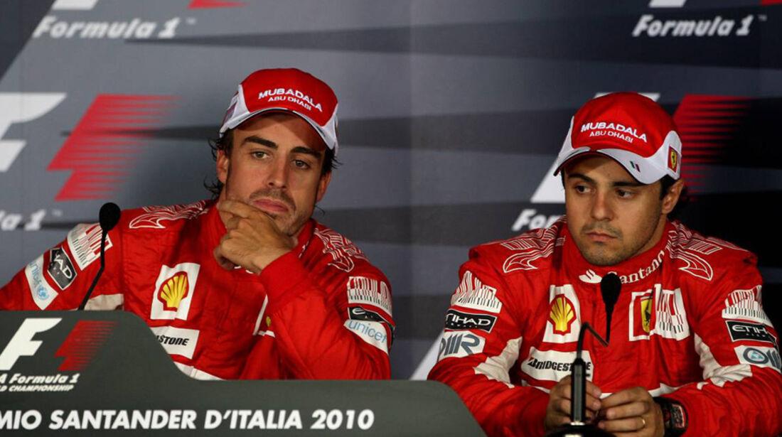 Alonso & Massa