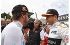 Alonso & Vandoorne - GP Italien 2018