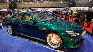 Alpina B6 Gran Coupe in Genf