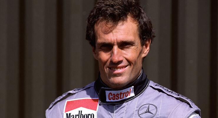 Andrea De Cesaris - 1994 - Sauber