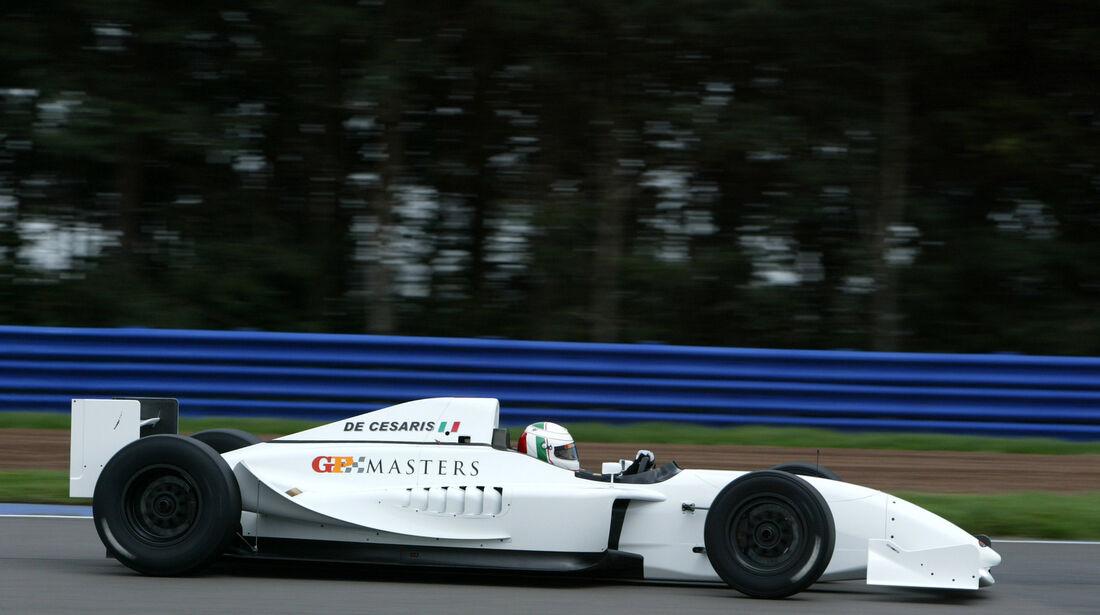 Andrea De Cesaris - GP Masters 2005