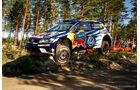 Andreas Mikkelsen - WRC - Rallye Finnland 2016
