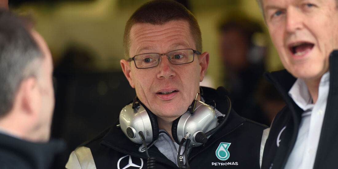 Andy Cowell - Mercedes - Motorenchef