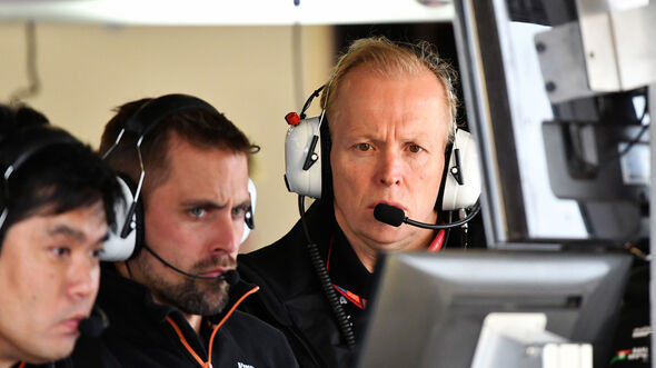 Andy Green - Force India