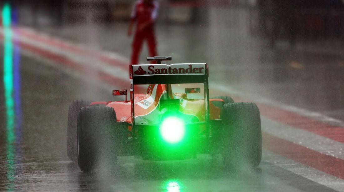 Antonio Fuocu - Ferrari - Formel 1 - Test - Spielberg - 23. Juni 2015