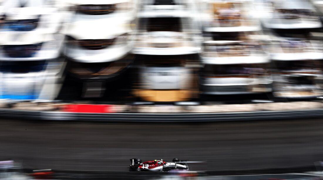 Antonio Giovinazzi - Alfa Romeo - Formel 1 - GP Monaco - 25. Mai 2019