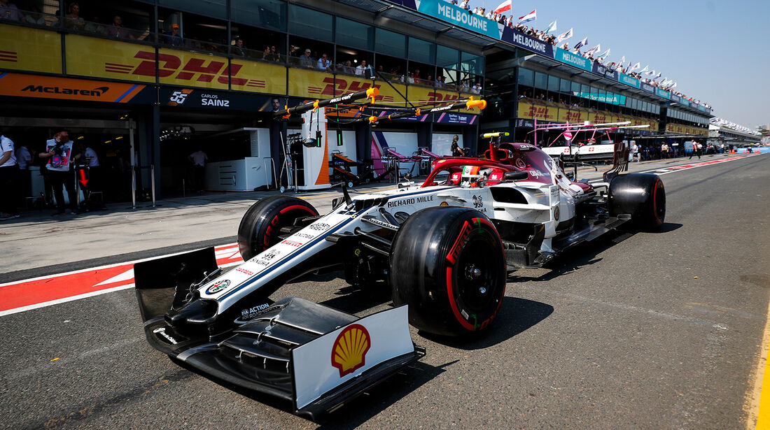 Antonio Giovinazzi - Formel 1 - GP Australien 2019