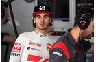 Antonio Giovinazzi - HaasF1 - GP Ungarn - Budapest - Formel 1 - 28.7.2017