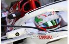 Antonio Giovinazzi - Sauber - Formel 1 - Testfahrten - Barcelona - Dienstag - 15.5.2018