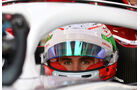 Antonio Giovinazzi - Sauber - GP Deutschland - Hockenheim - Formel 1 - Freitag - 20.7.2018
