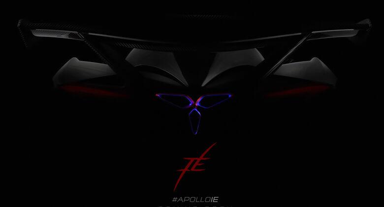 Apollo Intensa Emozione IE Hypercar