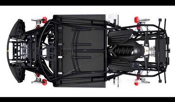 Arash AF8 Cassini, Sportwagen, Genfer Autosalon 2016