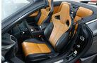 Arden-Jaguar Aj 20 RS, Fahrersitz