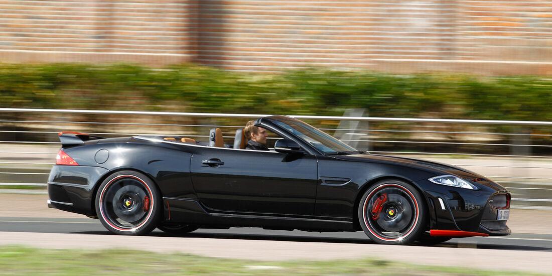 Arden-Jaguar Aj 20 RS, Seitenansicht