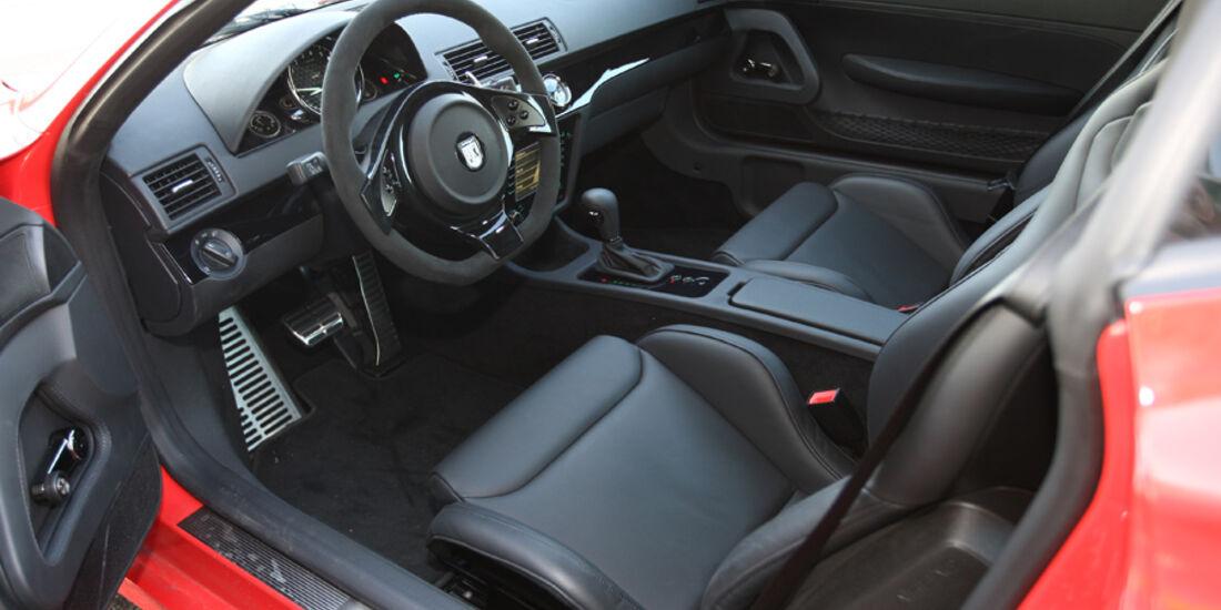 Artega GT Innenraum