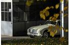 Aston Martin DB2, Frontansicht
