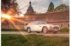 Aston Martin DB6 MK I, Seitenansicht