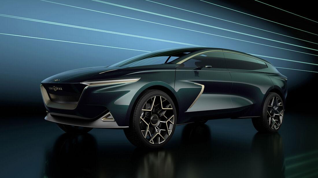 Aston Martin Lagonda All- Terrain Concept