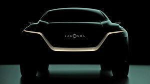 Aston Martin Lagonda Concept Genf 2019