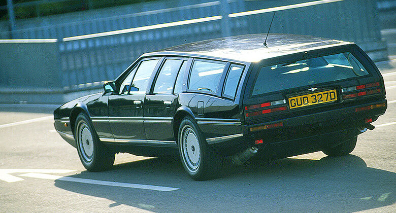 Aston Martin Lagonda Shooting Brake