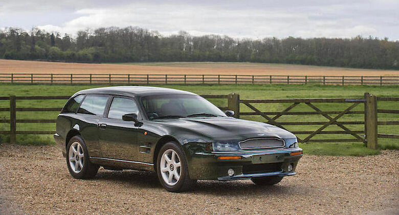 Aston Martin V8 Sportsman Estate Car