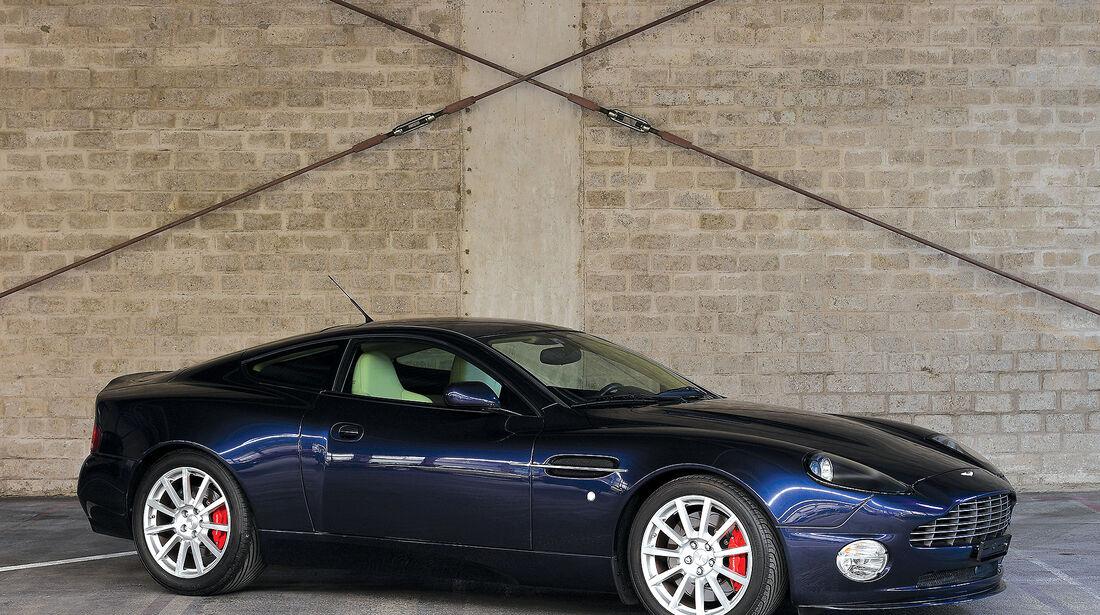 Aston Martin Vanquish S (2007)