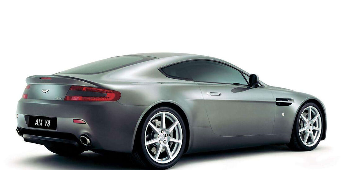 Aston Martin Vantage V8 2005