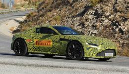 Aston Martin Vantage V8 Erlkönig