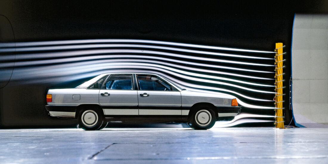 Audi 100, Baujahr 1983