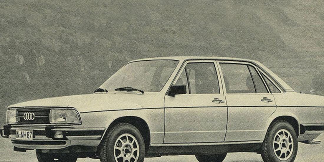Audi, 100, IAA 1979