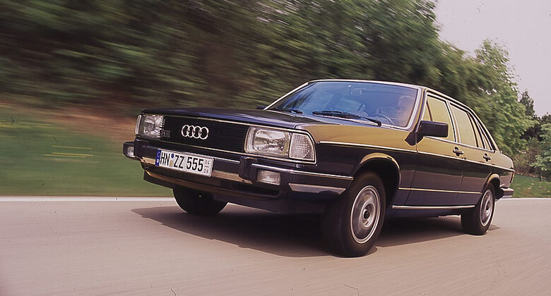 Audi 100 Typ 43