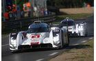 Audi, 24h-Rennen, Le Mans 2014, Qualifikation 3, Albuquerque, Bonanomi, Jarvis