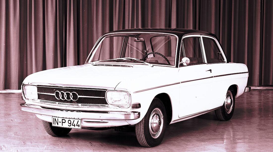 Audi 72 von 1965