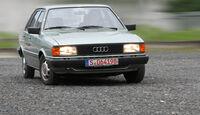 Audi 80, Frontansicht