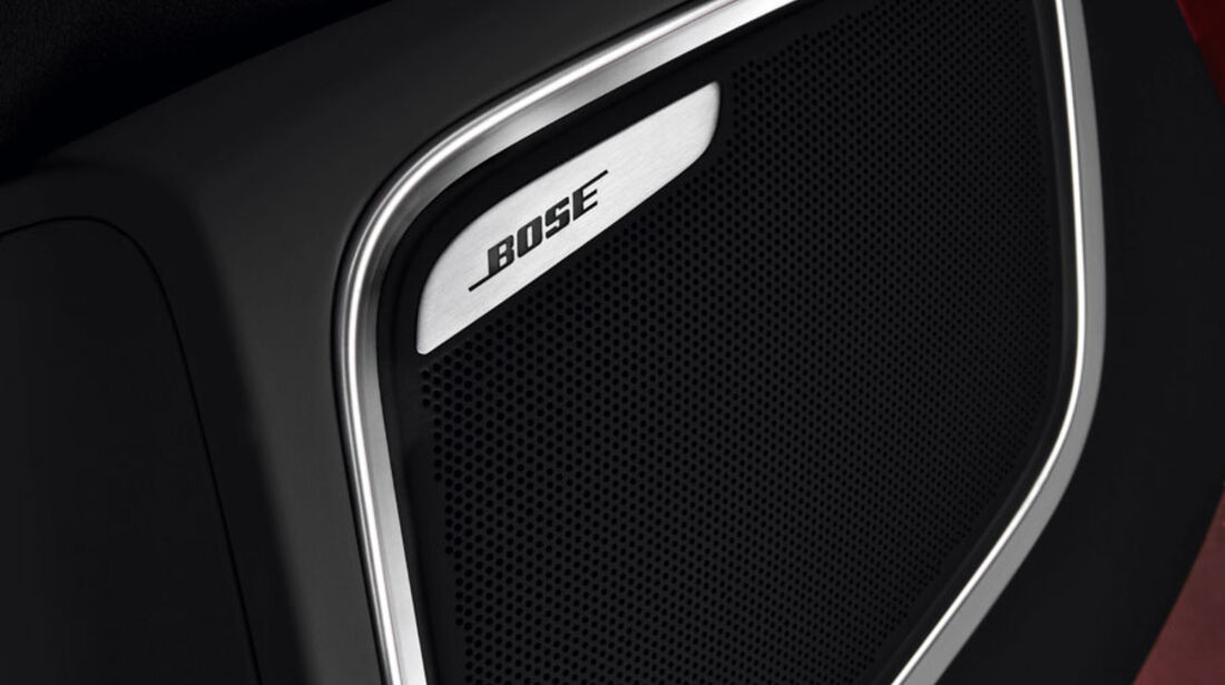 Audi A1 Bose-Surround-System