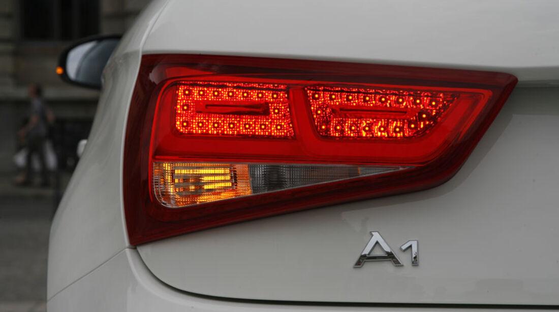 Audi A1 Rücklicht