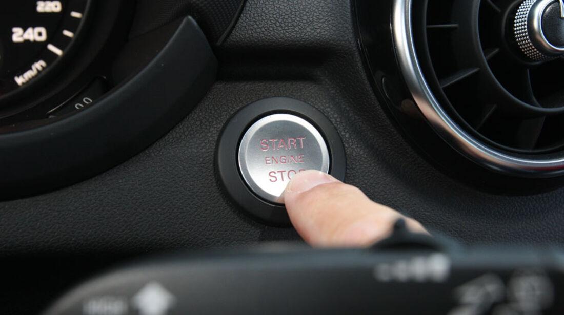 Audi A1, Start-Stopp-System