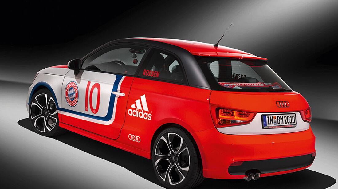 Audi A1 Wörtherseetour 2010