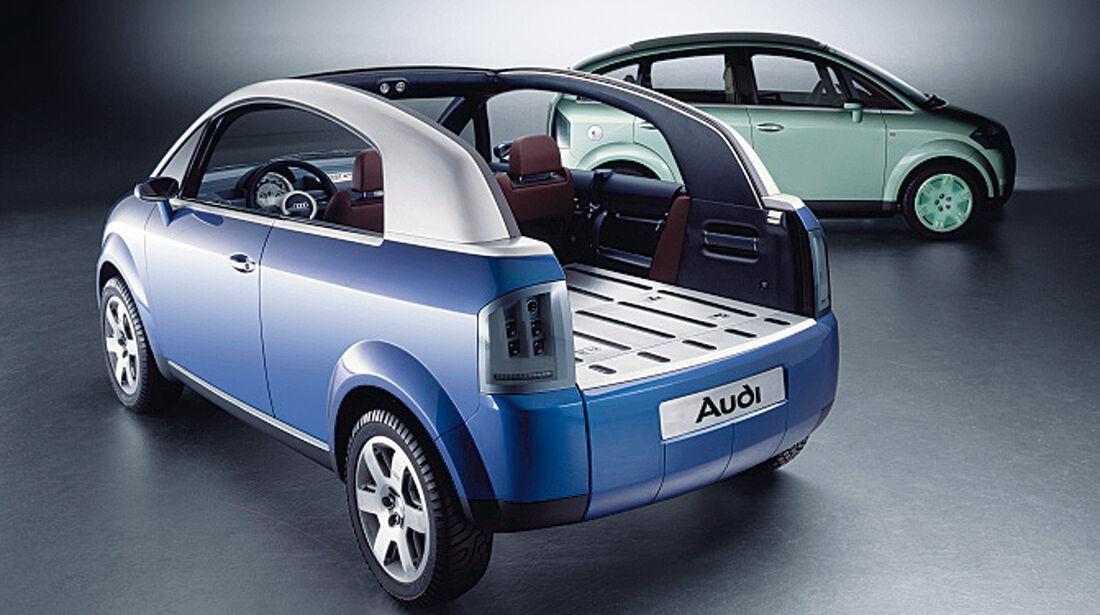 Audi A2, Auto der Woche, AL2 Open End