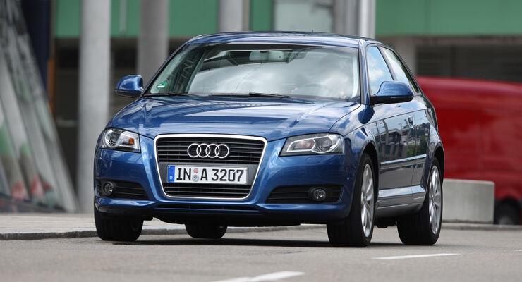 Audi A3 1.4 TFSI, Frontansicht