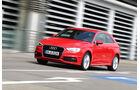Audi A3 1.8 TFSI, Front
