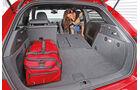 Audi A3 1.8 TFSI, Ladefläche, Rückbank, umklappen