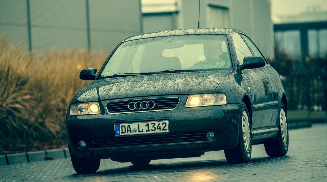 Audi A3 1.9 TDI, Frontansicht