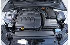 Audi A3 2.0 TDI Cabrio, Motor