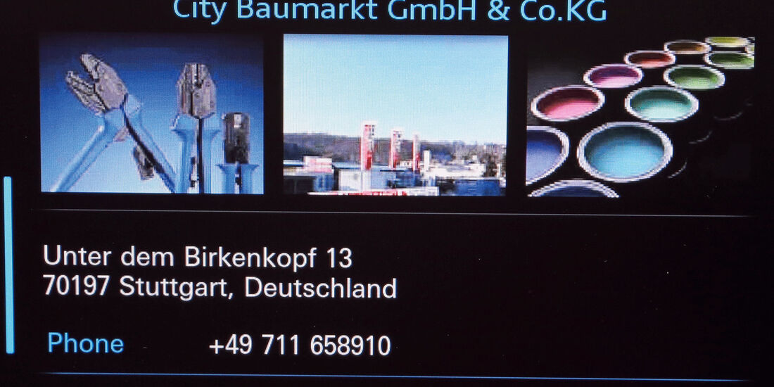Audi A3, Online-Funktionen