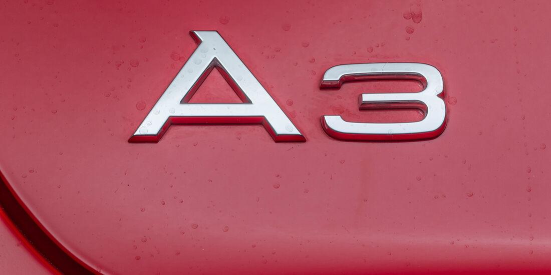 Audi A3 Sportback 1.6 TDI, Typenbezeichnung