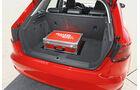 Audi A3 Sportback e-tron, Kofferraum